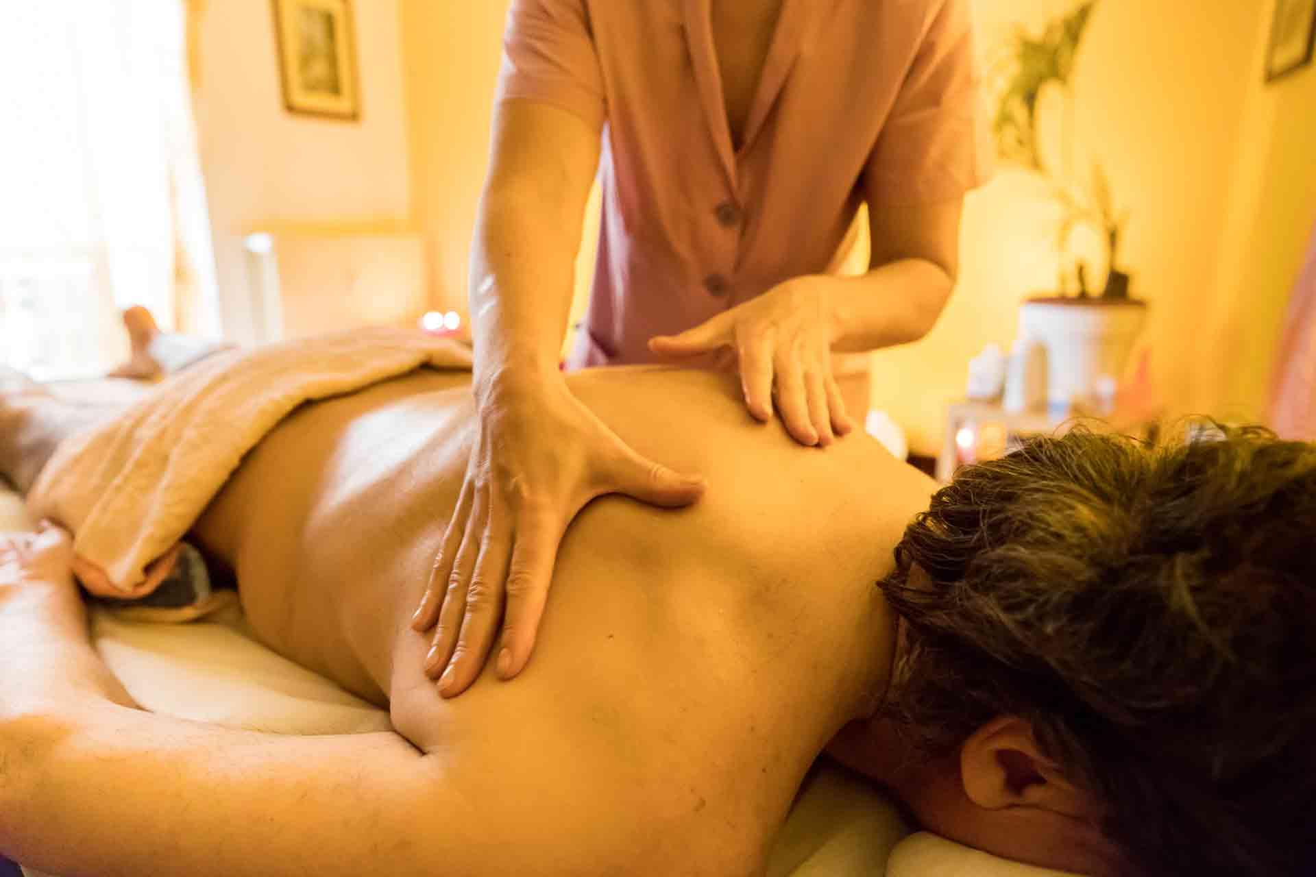 massaggi energizzanti